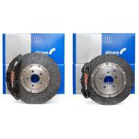 Zestaw hamulcowy ceramiczny ALCON CCX - Track przód / tył - NISSAN GTR
