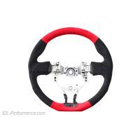 Kierownica skórzana Tommy Kaira ( czerwona ) - Toyota GT86 / Subaru BRZ