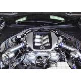 Blow off HKS SQV4 Nissan GTR R35 (zawiera polerowane rury dolotu) 71008-AN027
