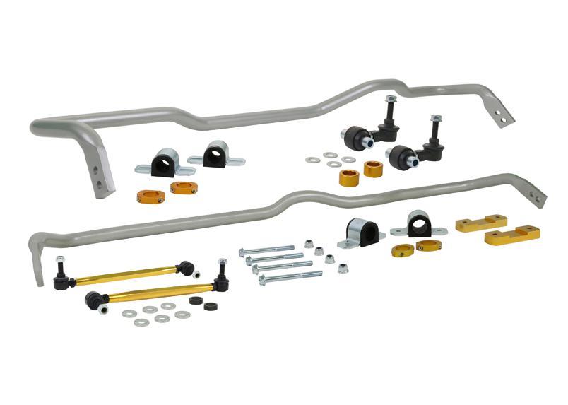 Whiteline BWK019 Zestaw stabilizatorów - przód i tył