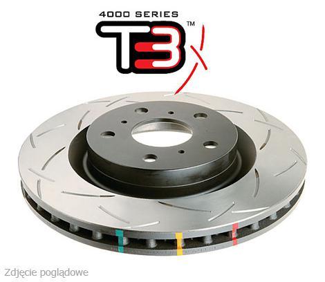 Tarcze hamulcowe DBA 4000 T3 LEXUS IS F 5.0 (przód) DBA 42758S