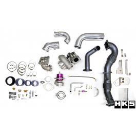 Zestaw turbo HKS GT3240 Mitsubishi Lancer Evo X CZ4A (tylko skrzynia manualna 5 biegów) 11003-AM002