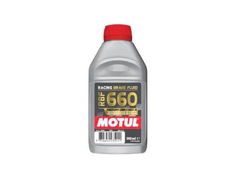 Płyn hamulcowy Motul RBF 660 Factory Line Brake Fluid ( 500 ml )