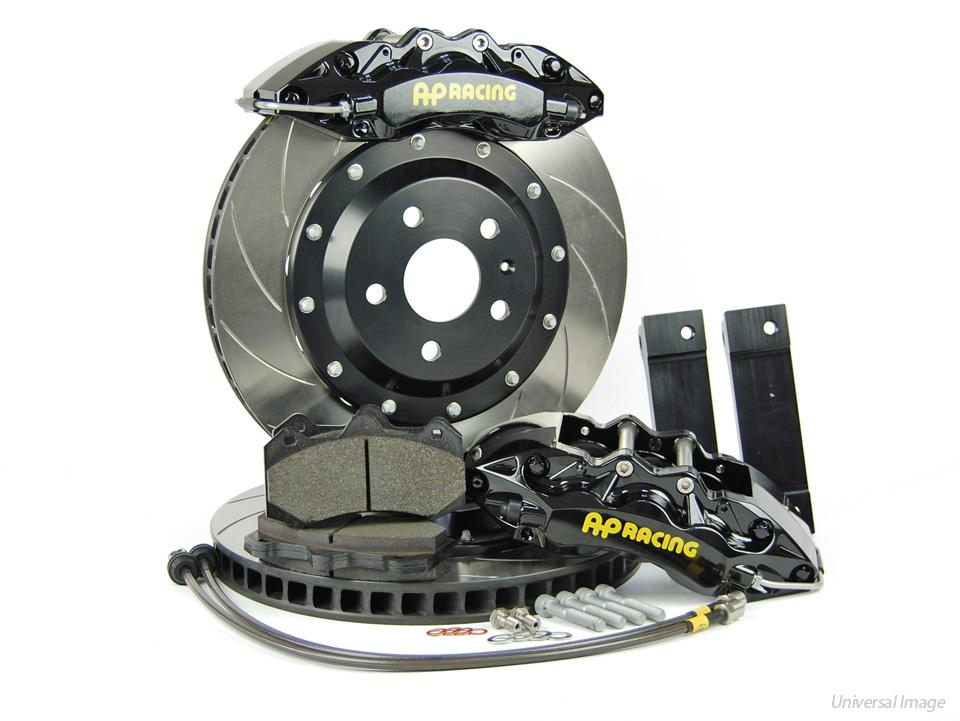 Zestaw hamulcowy AP Racing Big Brake Kit SUBARU BRZ / TOYOTA GT86 - Przód 2012 350x32 6 Tłoczków