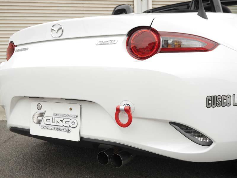 Cusco zaczep holowniczy tylny - Mazda MX-5