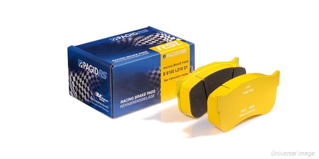Klocki hamulcowe Pagid RSL 2 ( S7035 - S7035L02001 )