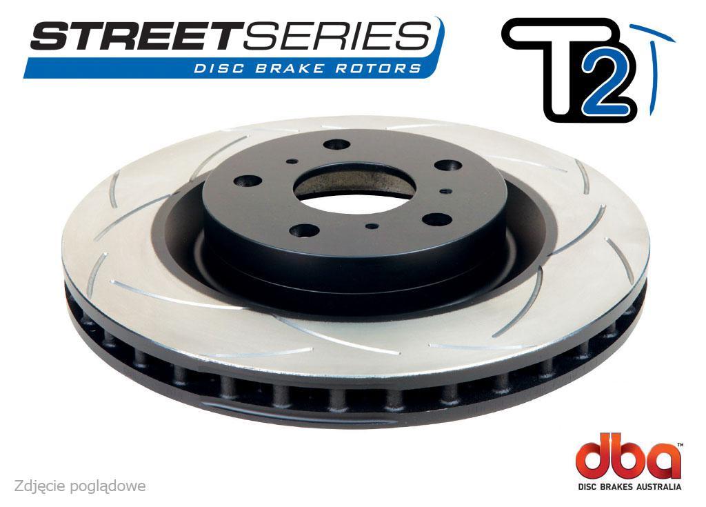Tarcze hamulcowe DBA Street Series T2 LEXUS IS F 5.0 (tył) DBA 2759S