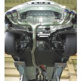 Układ wydechowy HKS RACING MUFFLER - Nissan GTR 31008-KN001