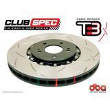 Tarcze hamulcowe 380x34mm DBA 5000 T3 NISSAN GT-R 2008-2010 Gen1 (przód) DBA 52320BLKS