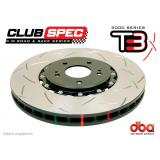 Tarcze hamulcowe DBA 5000 T3 Audi S4 / S5 B8 / Q5 (przód) DBA 52832BLKS