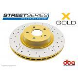 Tarcze hamulcowe DBA Street Series X (przód) DBA 2734X