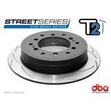 Tarcze hamulcowe DBA Street Series T2 LEXUS IS250 2.5 (tył) DBA 2727S