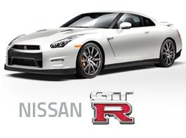 Nissan GTR Czesci